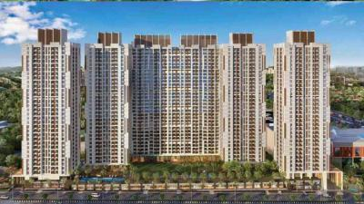 Gallery Cover Image of 1350 Sq.ft 3 BHK Apartment for buy in MICL Aaradhya Highpark, Mira Road East for 15200000