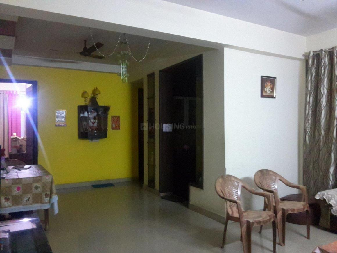 Living Room Image of 1690 Sq.ft 3 BHK Apartment for buy in Crossings Republik for 7500000