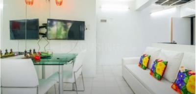 Gallery Cover Image of 1000 Sq.ft 2 BHK Apartment for rent in Juhu for 100000