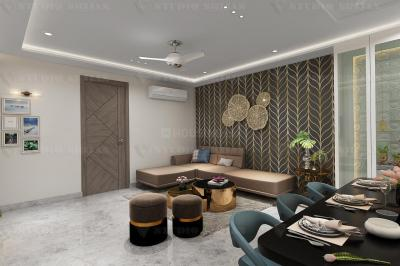 Gallery Cover Image of 1250 Sq.ft 3 BHK Apartment for buy in Panchwati Apartment, Vikaspuri for 11400000