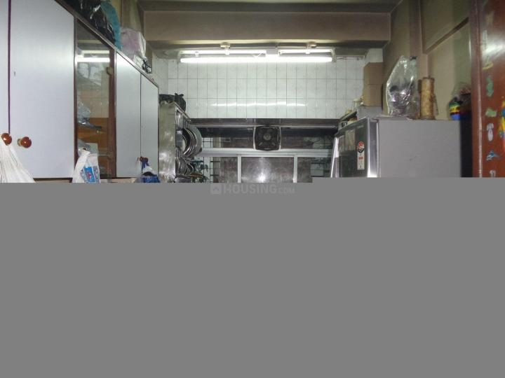 विले पार्ले ईस्ट में शीला पीजी के किचन की तस्वीर