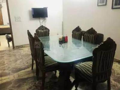 Dining Area Image of Modern Space PG For Girls in Preet Vihar