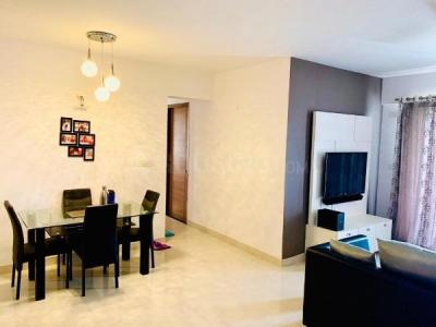Gallery Cover Image of 1340 Sq.ft 3 BHK Apartment for buy in Ajmera Stone Park, Electronic City for 9500000