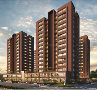 Gallery Cover Image of 1584 Sq.ft 3 BHK Apartment for buy in Suryam Ananta, Vastral for 4400000