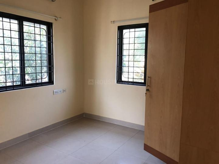 Bedroom Image of 1000 Sq.ft 2 BHK Independent Floor for rent in Thippasandra for 20000