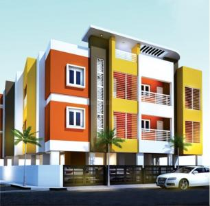 Gallery Cover Image of 1314 Sq.ft 3 BHK Apartment for buy in Chromepet for 8500000