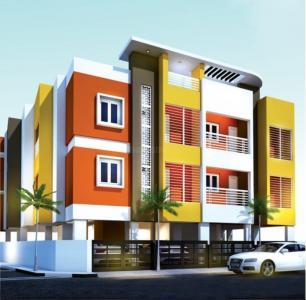 Gallery Cover Image of 965 Sq.ft 3 BHK Apartment for buy in Tambaram Sanatoruim for 5800000