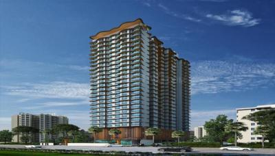 Gallery Cover Image of 650 Sq.ft 1 BHK Apartment for buy in Triveni Crown, Kalyan West for 4360000