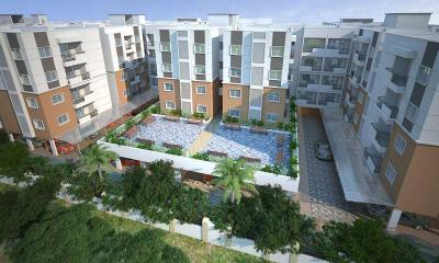 Gallery Cover Image of 1175 Sq.ft 2 BHK Apartment for buy in Disha Courtyard, Whitefield for 6400000