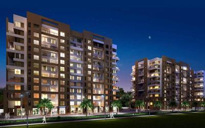Gallery Cover Image of 1416 Sq.ft 3 BHK Apartment for buy in Wakad for 10800000