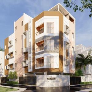 Gallery Cover Image of 1970 Sq.ft 3 BHK Independent Floor for buy in Adyar for 28000000