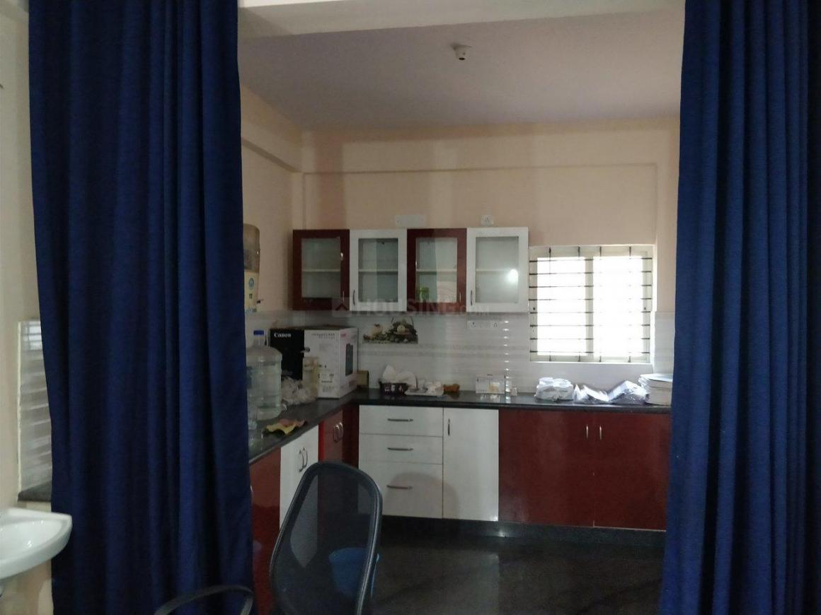 Kitchen Image of 1500 Sq.ft 3 BHK Independent House for rent in Jakkur for 25000