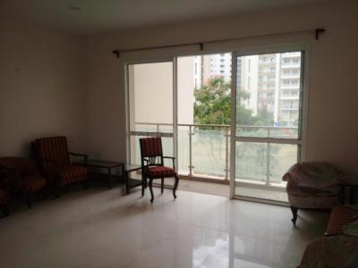 Gallery Cover Image of 2100 Sq.ft 3 BHK Apartment for rent in Unitech Uniworld Horizon, New Town for 45000