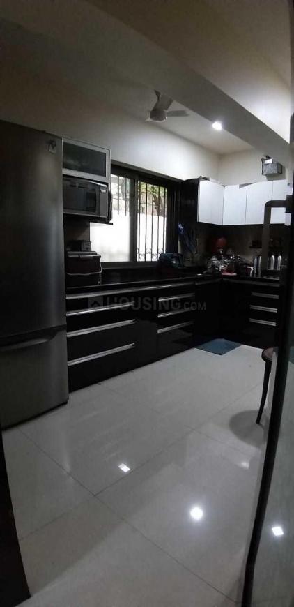 Kitchen Image of 1900 Sq.ft 3 BHK Independent Floor for buy in Kopar Khairane for 19000000