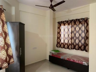 Bedroom Image of Anna Spays PG in Kharadi