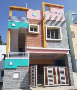 Gallery Cover Image of 1200 Sq.ft 3 BHK Independent House for buy in Nagasandra for 8000000