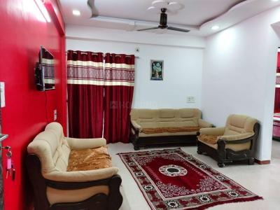 Gallery Cover Image of 1400 Sq.ft 2 BHK Apartment for rent in Pancham Elite, Harni for 8000
