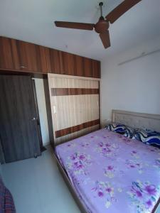 Bedroom Image of 661 Sq.ft 1 BHK Apartment for buy in Bachraj Landmark, Virar West for 4200000