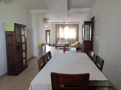 Gallery Cover Image of 2412 Sq.ft 4 BHK Apartment for rent in Thane West for 46000