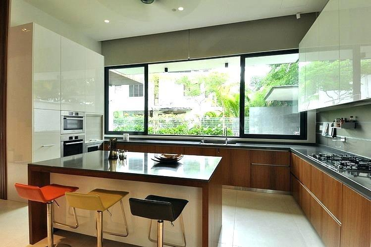 Kitchen Image of 1300 Sq.ft 3 BHK Apartment for rent in Borivali West for 45000