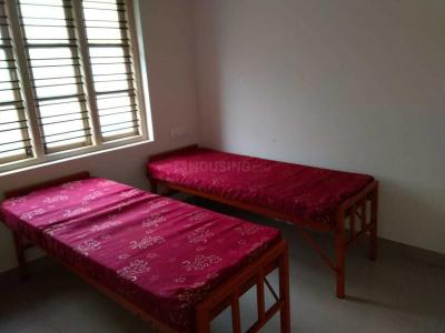 Bedroom Image of Ayodhya PG in Sahakara Nagar