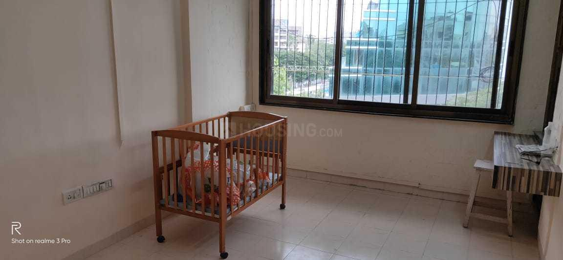 Living Room Image of 540 Sq.ft 2 BHK Apartment for rent in Bandra East for 79000