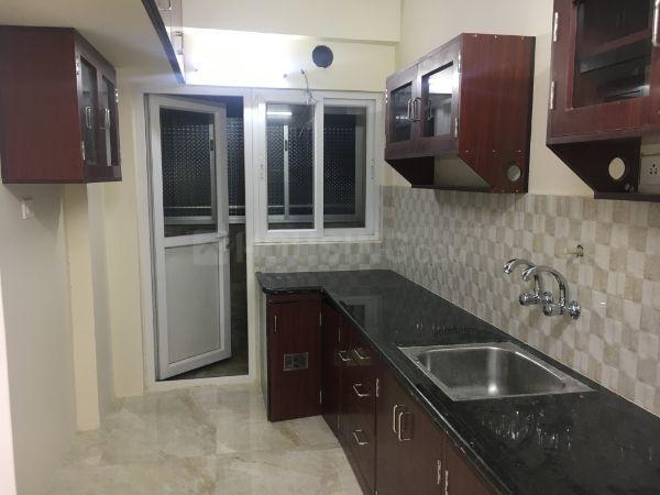 Kitchen Image of 1005 Sq.ft 2 BHK Apartment for rent in Padi for 23000