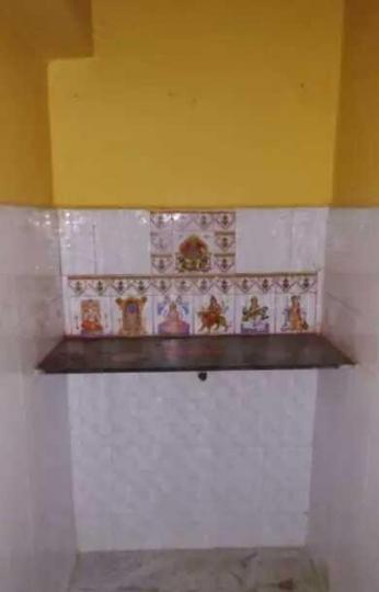 Pooja Room Image of 1000 Sq.ft 1 BHK Independent House for rent in Nagole for 8500