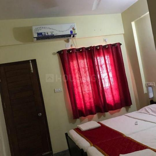 Bedroom Image of 1200 Sq.ft 1 BHK Apartment for rent in Hebbal Kempapura for 17000