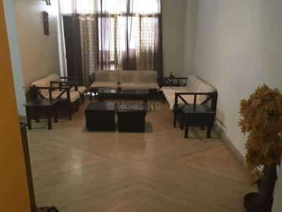 Gallery Cover Image of 1654 Sq.ft 3 BHK Apartment for rent in Exotica East Square, Ahinsa Khand for 25000