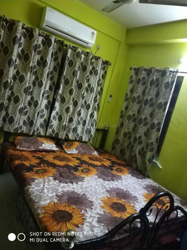 Bedroom Image of 925 Sq.ft 2 BHK Independent Floor for rent in Behala for 16000