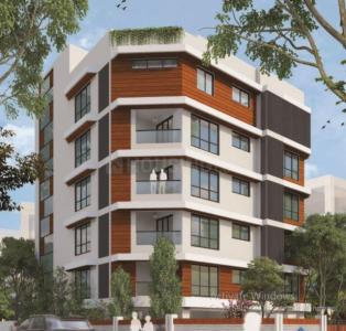 Gallery Cover Image of 1000 Sq.ft 2 BHK Apartment for buy in Sreerosh Vatsalya, Adyar for 12500000