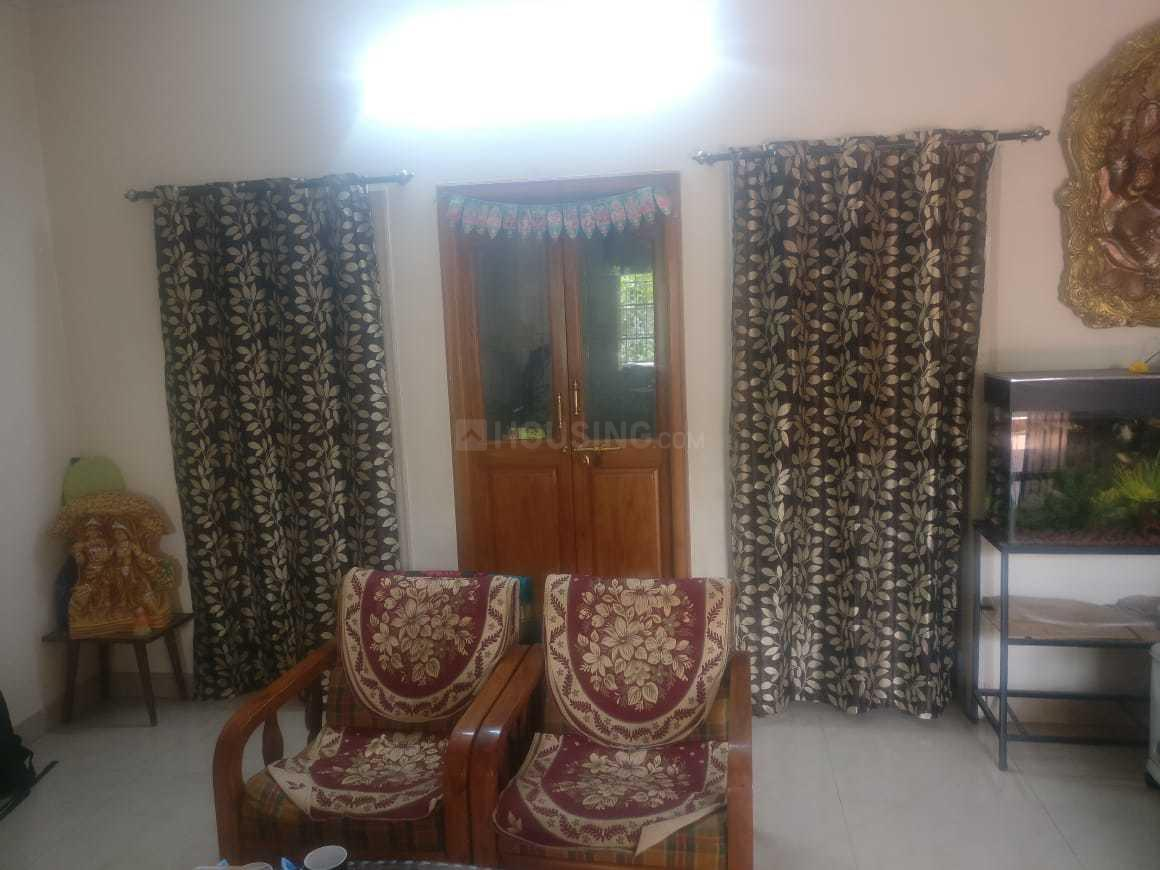 Living Room Image of 1000 Sq.ft 2 BHK Independent Floor for rent in Horamavu for 1000000