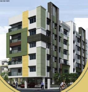 Gallery Cover Image of 850 Sq.ft 2 BHK Apartment for buy in Lake Town for 3825000