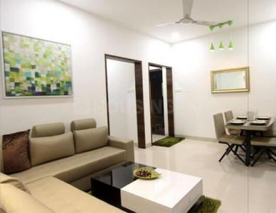 Gallery Cover Image of 1000 Sq.ft 1 BHK Apartment for rent in Nigdi for 15000