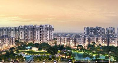 Gallery Cover Image of 1056 Sq.ft 3 BHK Apartment for buy in Greenfield City, Maheshtala for 4200000