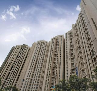 Gallery Cover Image of 909 Sq.ft 2 BHK Apartment for rent in Puraniks Rumah Bali, Thane West for 17500