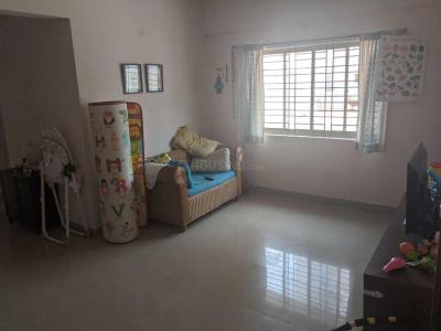 Gallery Cover Image of 1225 Sq.ft 2 BHK Apartment for rent in Sumukha Opal, 5th Phase for 22000