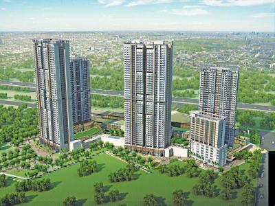 Gallery Cover Image of 1250 Sq.ft 2 BHK Apartment for buy in Sector 65 for 10000000
