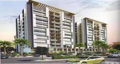 Gallery Cover Image of 1215 Sq.ft 2 BHK Apartment for buy in Aaryan Gloria, Bopal for 5200000