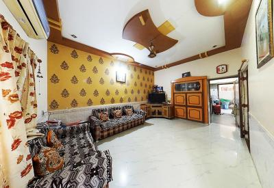 Gallery Cover Image of 1500 Sq.ft 5 BHK Independent House for buy in Chandkheda for 6500000