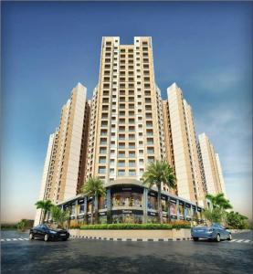Gallery Cover Image of 648 Sq.ft 1 BHK Apartment for buy in Sunteck West World, Naigaon East for 3200000