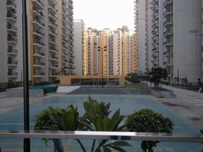 Gallery Cover Image of 1365 Sq.ft 2 BHK Apartment for rent in Divine Divine Meadows, Sector 108 for 19000