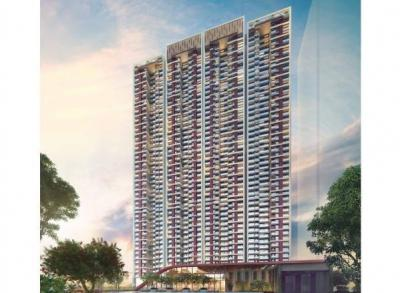 Gallery Cover Image of 755 Sq.ft 1 BHK Apartment for buy in Shapoorji Pallonji Northern Lights, Thane West for 9000000