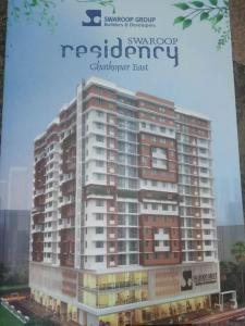 Gallery Cover Image of 1111 Sq.ft 2 BHK Apartment for buy in Ashoka Swaroop Residency, Ghatkopar East for 15600000