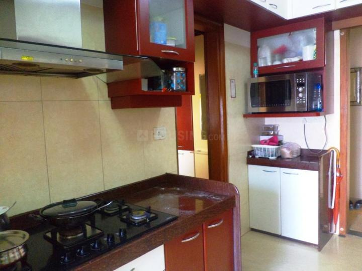 Kitchen Image of 1388 Sq.ft 2 BHK Apartment for rent in Lower Parel for 130000