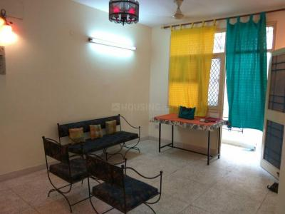 Gallery Cover Image of 2000 Sq.ft 3 BHK Independent Floor for rent in Sector 61 for 20000
