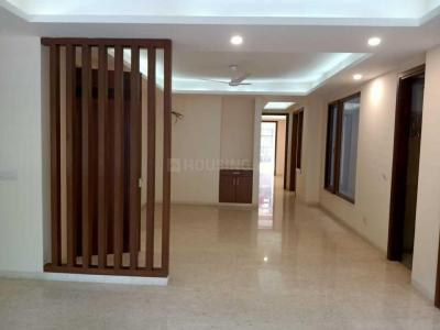 Gallery Cover Image of 1800 Sq.ft 3 BHK Independent House for rent in South Extension II for 70000