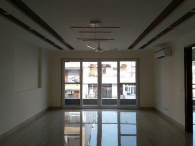 Gallery Cover Image of 1800 Sq.ft 3 BHK Independent Floor for buy in Greater Kailash I for 31000000