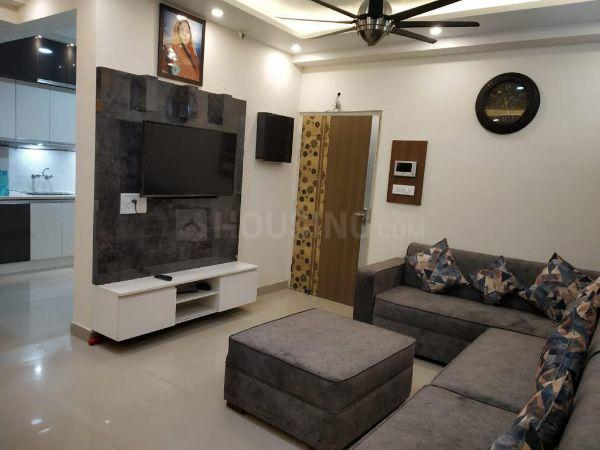 Hall Image of 940 Sq.ft 2 BHK Apartment for buy in  Panchtatva Phase 1, Noida Extension for 3200000